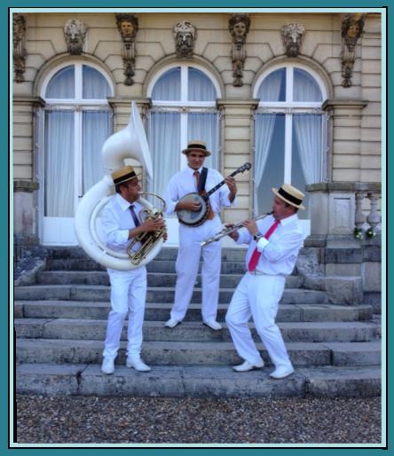 Trio Jazz Dixieland