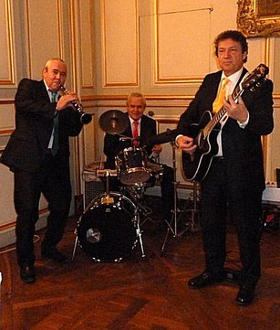 Trio Jazz Swing Paris