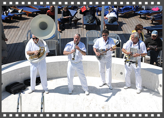 Twins Jazz Dixieland, musiciens professionnels, TWINS JAZZ EVENT