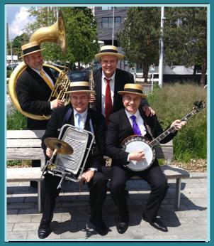 Groupe Jazz Dixieland Versailles