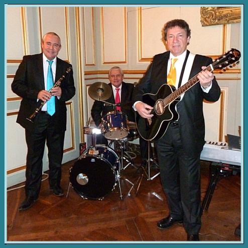 Trio Swing Versailles