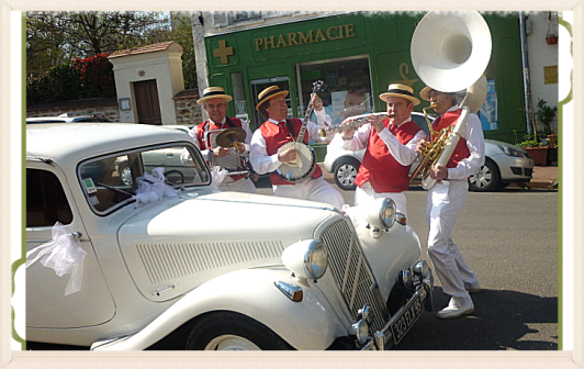 Orchestre Jazz Mariage France